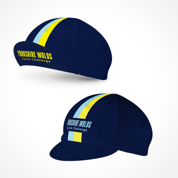 Yorkshire Wolds Cycle Challenge Cycling Cap