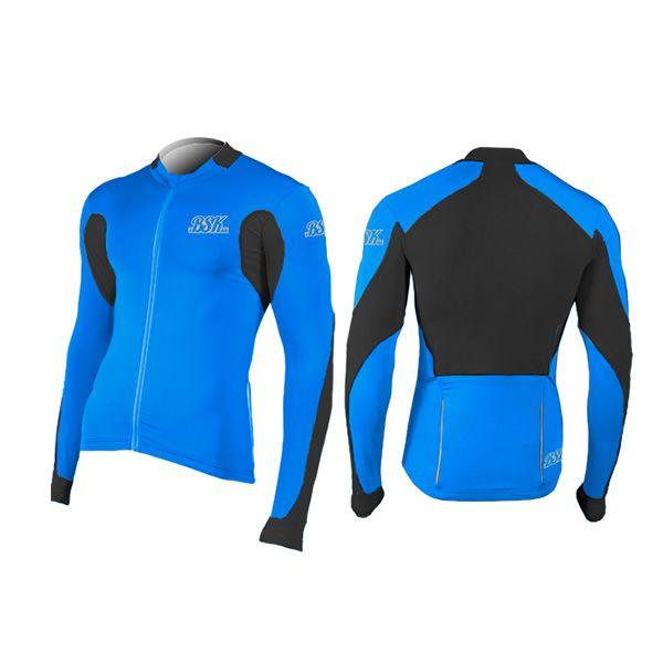 BSK Artek Long Sleeve Cycling Jersey