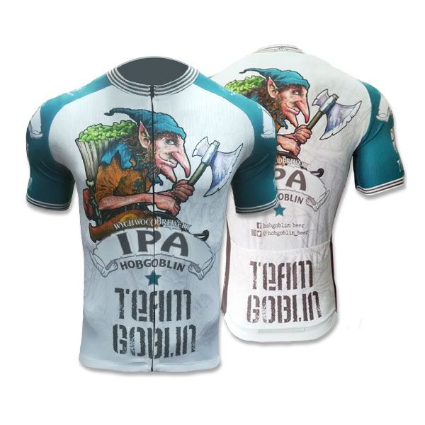 BSK IPA Team Goblin Short Sleeve Cycling Jersey