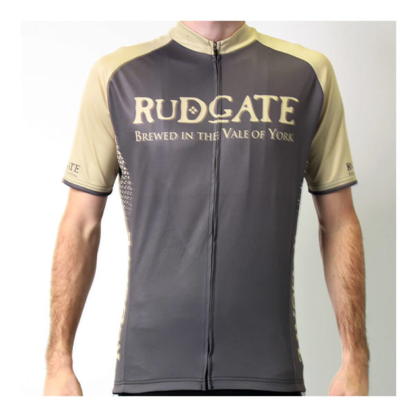 Rudgate Brewery Short Sleeve Cycling Jersey