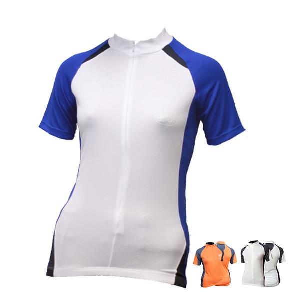 CC-UK Clima-Tek Ladies Short Sleeve Cycle Jersey