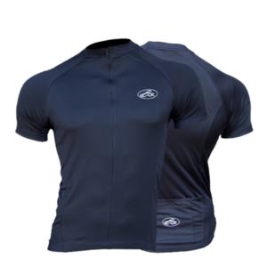 CC-UK Clima-Tek Noir Short Sleeve Cycle Jersey