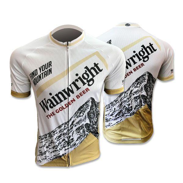 CC-UK Wainwright Beer Short Sleeve Cycling Jersey
