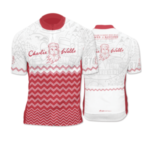 Charles Wells Short Sleeve Cycling Jersey