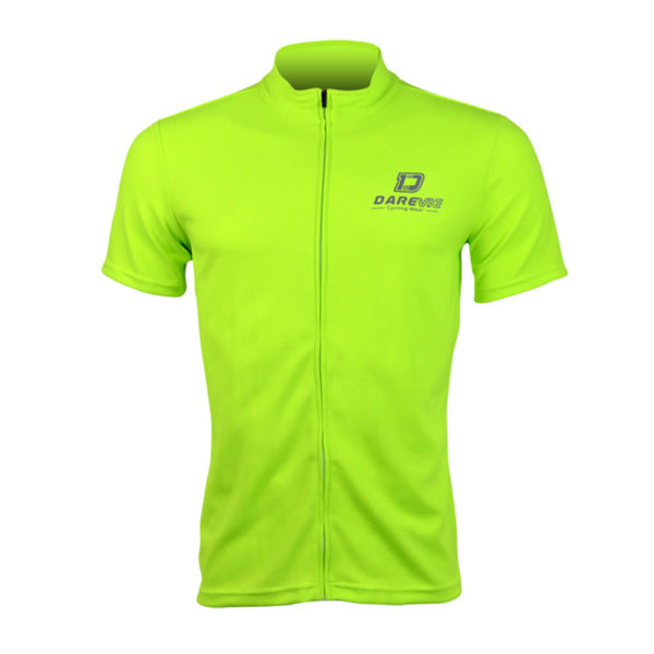 DRV Mens Nero Casual Cycling Jersey