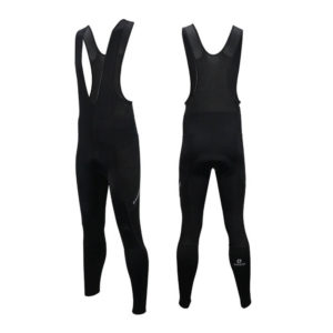 DRV Noir Full Length Cycling Bib Tights