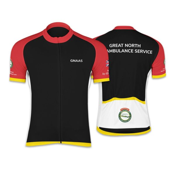 GNAAS Ladies Club Cut Cycling Jersey