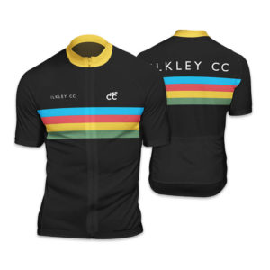 ICC World Mens Short Sleeve Cycling Jersey
