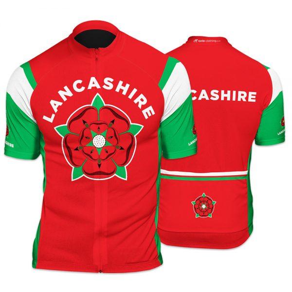 Lancashire Cycling Jersey