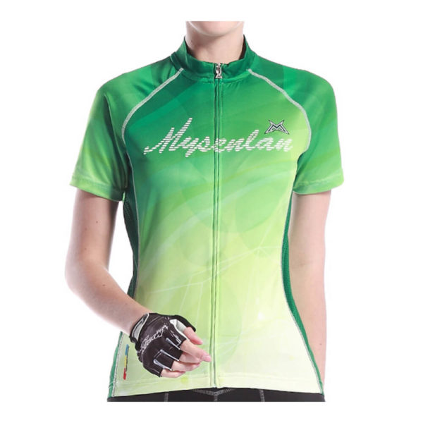 MSY Flex Womens Short Sleeve Cycling Jersey