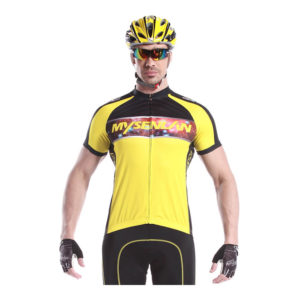 MSY Lite Mens Short Sleeve Cycling Jersey