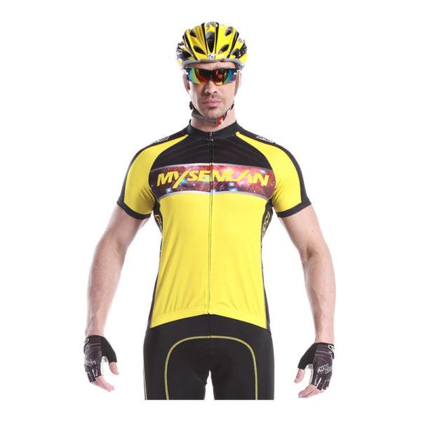 MSY Lite Mens Short Sleeve Cycling Jersey