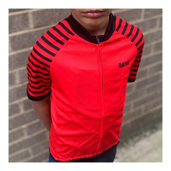 Rayas Kids Cycling Jersey