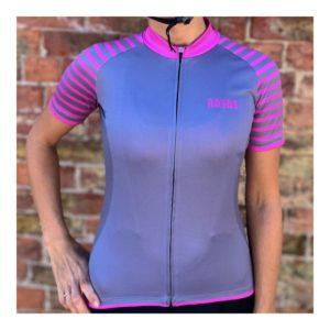 RAYAS Ladies Short Sleeve Cycling Jersey