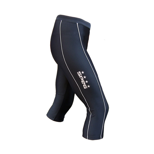 SPEG Dynamiq Ladies 3/4 Cycle Tights With CoolMax Pad