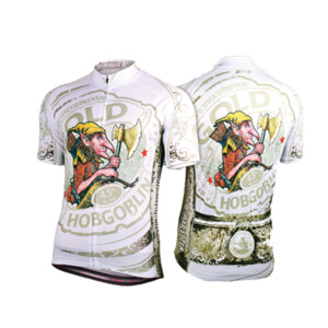 SPEG Hobgoblin Gold Womens Short Sleeve Cycling Jersey
