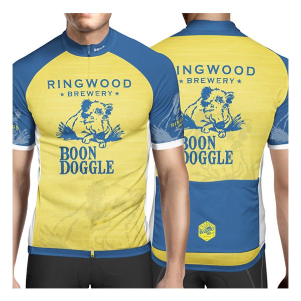 SPEG Official Boondoggle Cycling Jersey