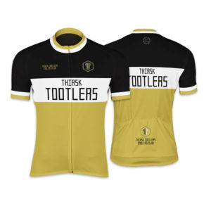 Thirsk Tootlers Ladies Club Cut Cycling Jersey