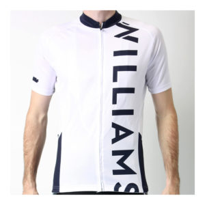 Williams Mens Short Sleeve Club Cut Cycling Jersey