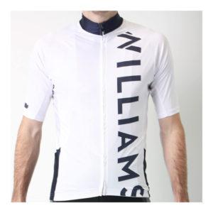 Williams Pro Mens Short Sleeve Race Cut Cycling Jersey
