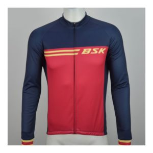 Winter-Therm Long Sleeve Cycle Jersey