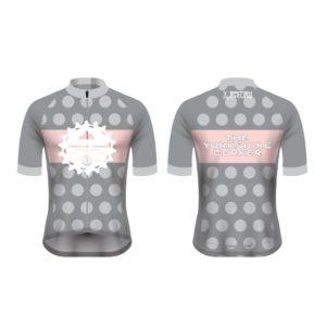 Yorkshire Corker Womens Club Cut Short Sleeve Cycling Jersey