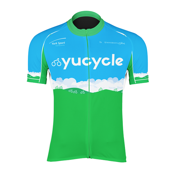 Yu Cycle - University Of York Ladies Cycle Jersey