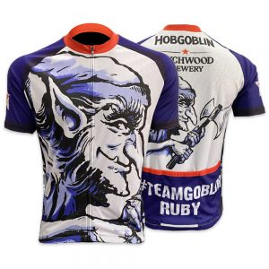 New Official Hobgoblin Ruby Beer Cycling Jersey