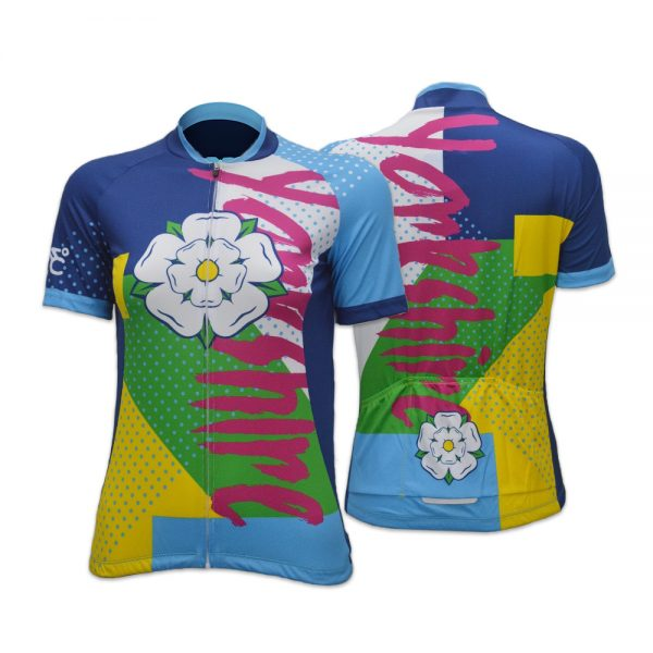 Yorkshire Funk Ladies Cycling Jersey