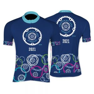 Yorkshire Lass Sportive Womens Cycling Jersey
