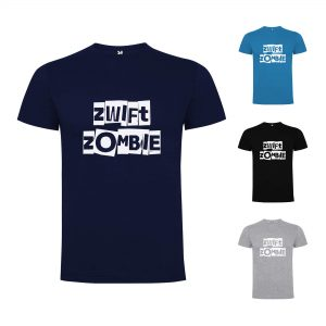 Zwift Zombie Cycling T-shirt