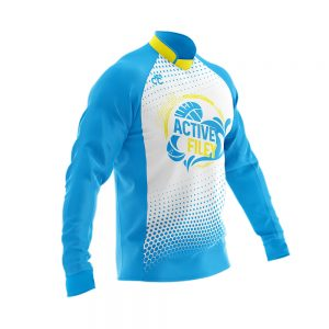 Active Filey MTB Cycling Downhill Shirt
