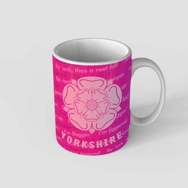 Yorkshire Dialect Mug
