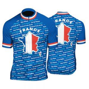 Tour de France Climbs Jersey
