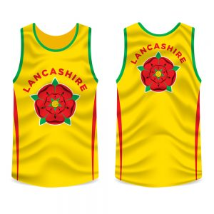 Lancashire Running Vest