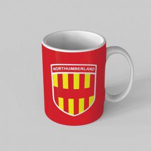 Northumberland Mug