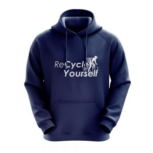 Recycle Yourself Charity Hoodie