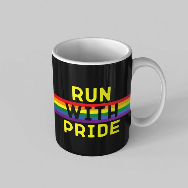 Run With Pride Mug
