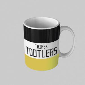 Thirsk Tootlers Cycling Club Mug
