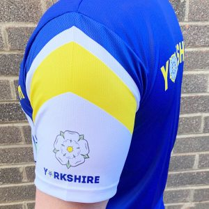 Yorkshire Rose Mens / Unisex Running T-shirt