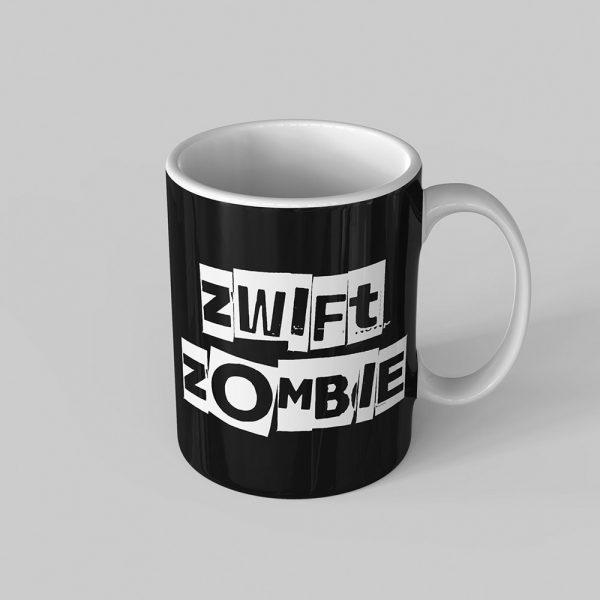 Zwift Zombie Mug