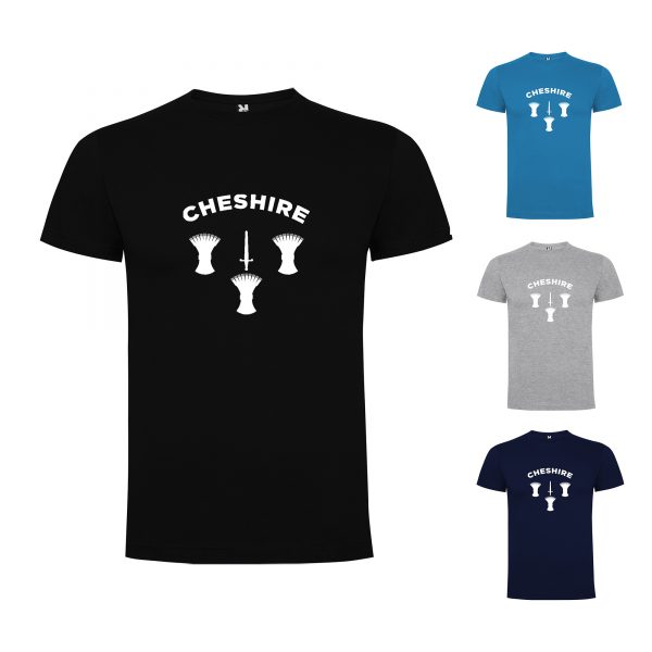 Cheshire County T-shirt