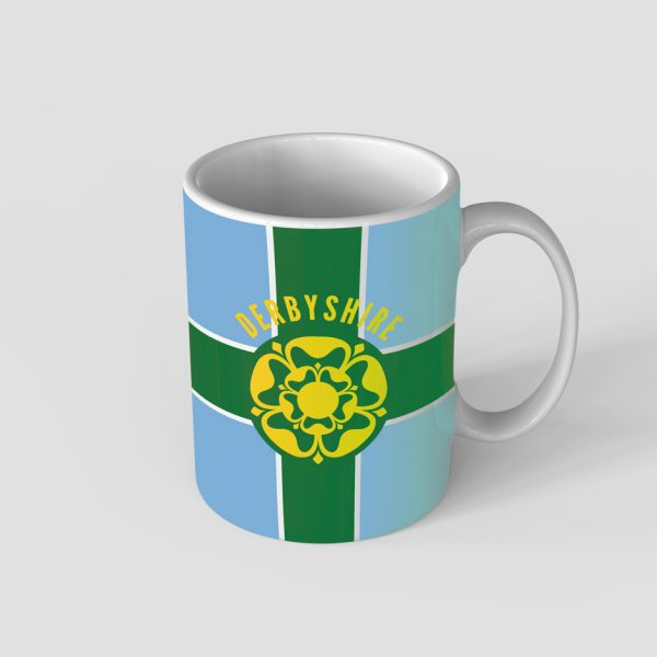 Derbyshire Mug