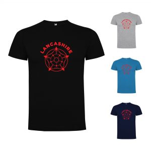 Lancashire Rose T-shirt