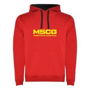 MSCG Mens Hoodie