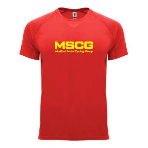 MSCG Mens Technical T-shirt
