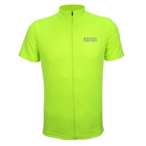 Rayas Mens Casual Cycling Jersey