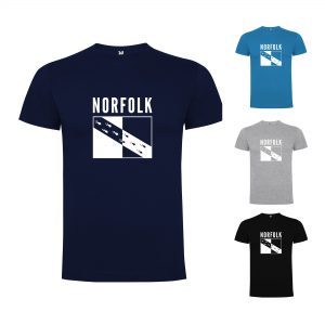 Norfolk County T-shirt