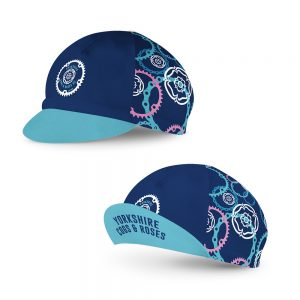 Yorkshire Cogs & Roses CC Cycling Cap