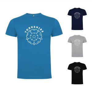 Yorkshire Rose T-shirt